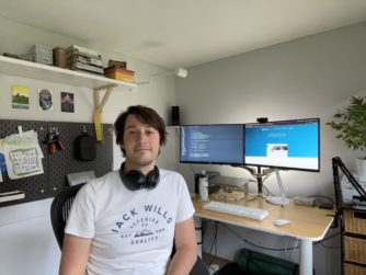 Photo of Jack McConnell, Author of Content Notify WordPress Plugin